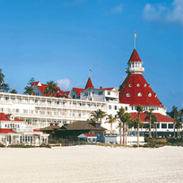Photo Featured Hotel Del Coronado